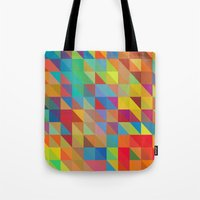 Color Chaoses Tote Bag