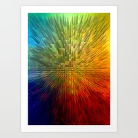 My Spectrum Art Print