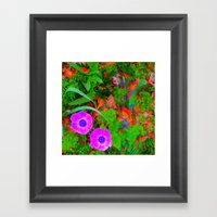 Poppies Will Make Them S… Framed Art Print