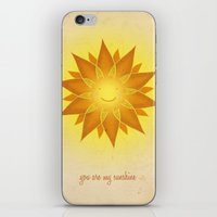 You are my sunshine... iPhone & iPod Skin