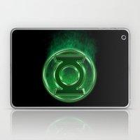 Green Lantern Spectre Laptop & iPad Skin
