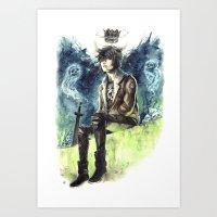 Nico Di Angelo - Son Of … Art Print