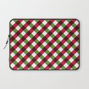 Holiday Pattern Laptop Sleeve