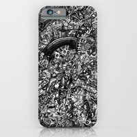 Overtime at the Power Station iPhone 6 Slim Case