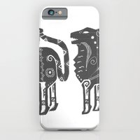 iPhone & iPod Case featuring Panthera Tigris Sumatrae by ridwanafid