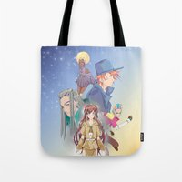 Legend Of The Ztarr Vol.… Tote Bag