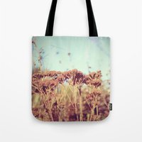 Plants - Retro  Tote Bag