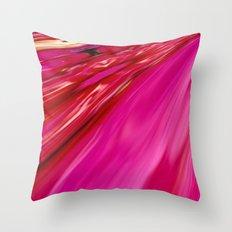 Martian Motorway Throw Pillow