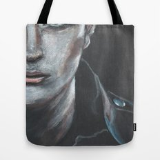 Robert Pattinson as Edward Cullen Tote Bag