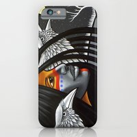 iPhone & iPod Case featuring Ice Sentry by Aaron Paquette
