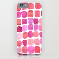 iPhone & iPod Case featuring Lipstick by Amy Sia