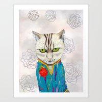 Mr. Talisman Art Print