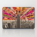 BLOOMING NY iPad Case