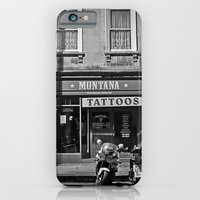iPhone & iPod Case featuring Montana Tattoos by Melissa Batchelder Photography