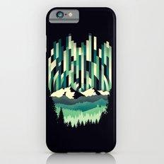Sunrise in Vertical - Winter Blues iPhone 6s Slim Case