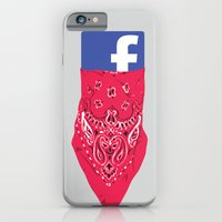iPhone & iPod Case featuring Privacy Setting by Street Meat