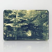 Enter Into Magic iPad Case