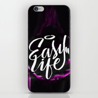 Easy Life iPhone & iPod Skin