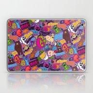 Laptop & iPad Skin featuring G Pattern by Chris Piascik