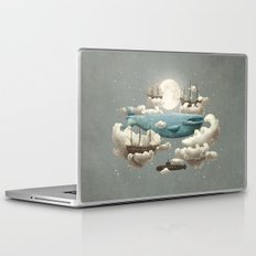 Ocean Meets Sky Laptop & iPad Skin