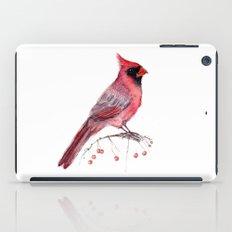 Red Cradinal iPad Case
