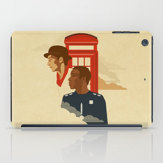 Spacetime iPad Case