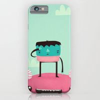 iPhone & iPod Case featuring I Can See My House From Here by Pope Saint Victor