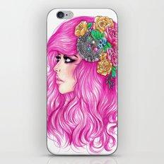 Kelly iPhone & iPod Skin