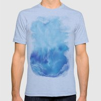 Earth Angel Mens Fitted Tee Athletic Blue SMALL