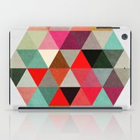 Geo Hex 03. iPad Case