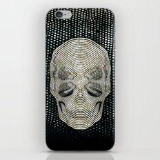 Twilight 4 Eyes Skull iPhone & iPod Skin