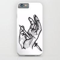 Hands Of A Killer  iPhone 6 Slim Case