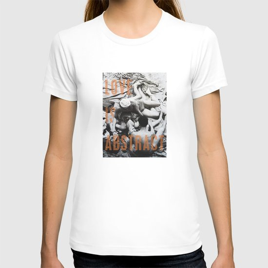 Love Is Abstract T-shirt