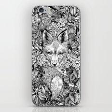 Hidden Fox iPhone & iPod Skin