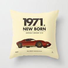 1971 Throw Pillow