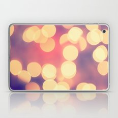 Twinkle glared lights Laptop & iPad Skin