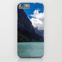 iPhone & iPod Case featuring Lake Louise by Anna Trokan