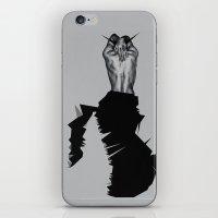 it hurts when ... iPhone & iPod Skin