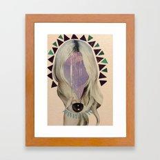 26 Framed Art Print