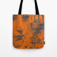 Looking Down The Wishing… Tote Bag
