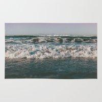 Ocean Crash Rug