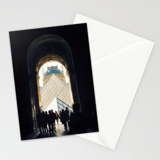 Through to Louvre Stationery Cards