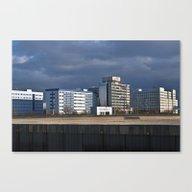 Autumnal Afternoon Light… Canvas Print