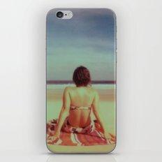 Beach Days, Polaroid iPhone & iPod Skin