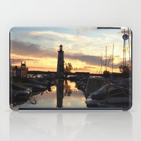 Sylvan Lake Lighthouse iPad Case