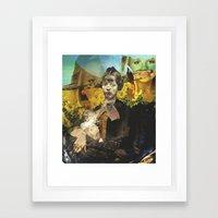 Memento Mori 1 Framed Art Print