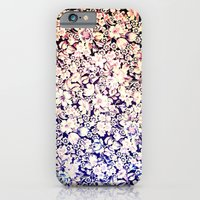 VINTAGE FLOWERS X - For … iPhone 6 Slim Case