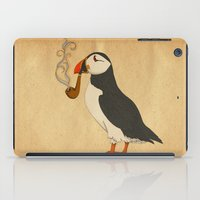 Puffin' iPad Case