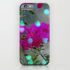 HEARTS AND FLOWERS Slim Case iPhone 6s