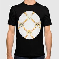 Chain Gang Mens Fitted Tee Black SMALL